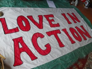 Love in Action banner